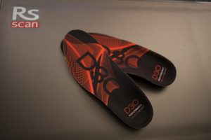 Example of our custom orthotics